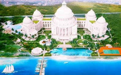 Dinh thự Rạng Đông - Điểm nhấn mang phong cách châu âu tại Ocean Dunes Phan Thiết
