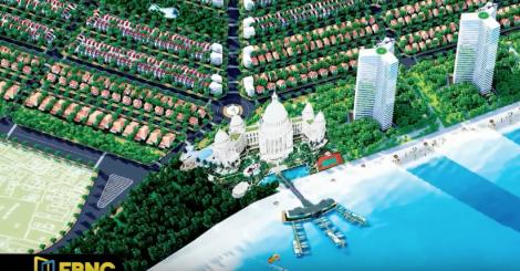 Trên 500 khách hàng tham quan dự án Ocean Dunes